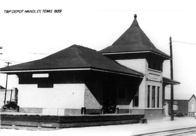 Handley Depot